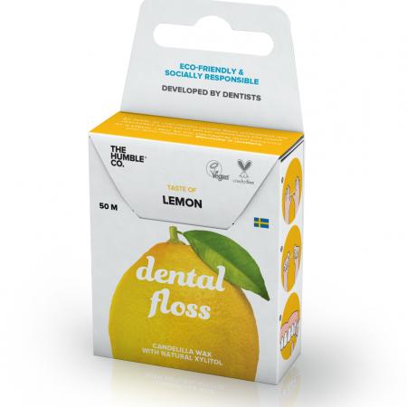 Dental Floss Lemon