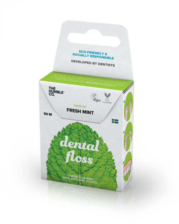 Dental Floss - Mint Humble co