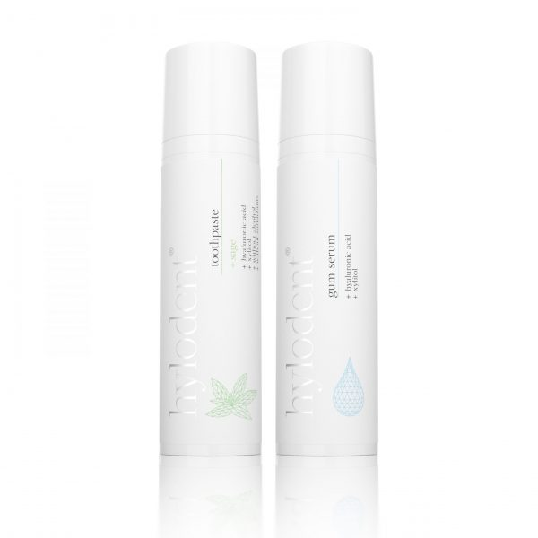 hylodent toothpaste and gum serum