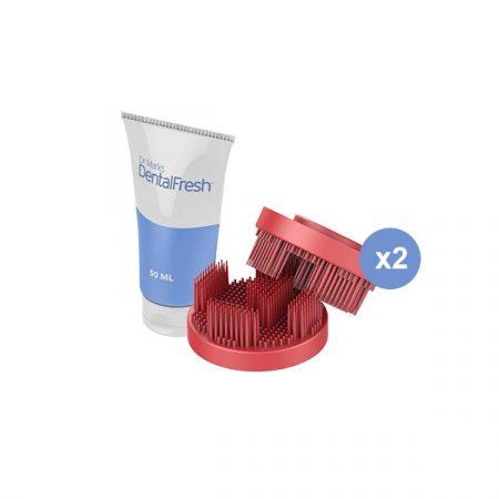 HyGenie device brushes
