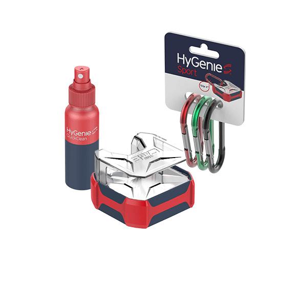 HyGenie Sport Cage & QuickClean
