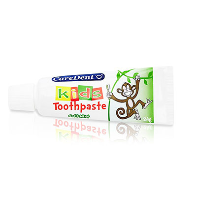 CareDent Kids Toothpaste Soft Mint